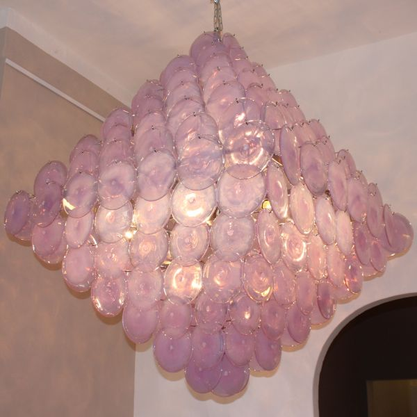 Gino Vistosi Chandelier