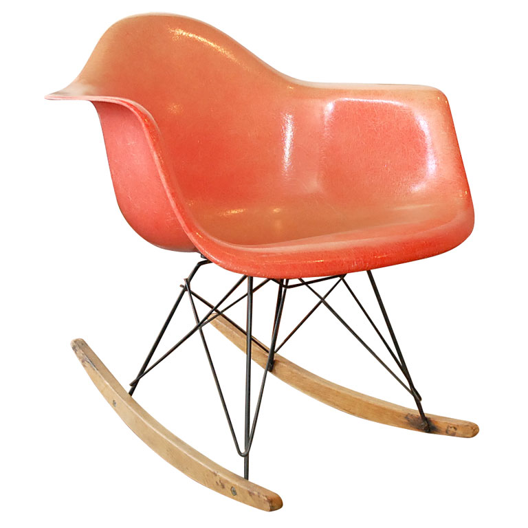 timeless piece rocking chair by charles and ray dames www