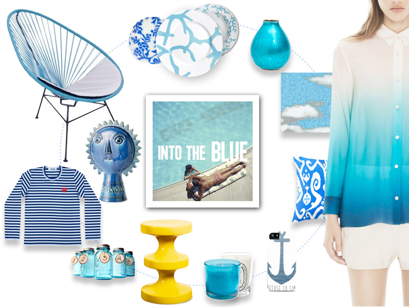 summer-blue-acapulco-chair-rimini-blu-vase-india-mahdavi-bishop-stool