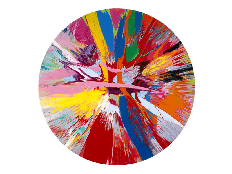 Damien-Hirst-Spin-Painting-1997-beautiful-amore-gasp