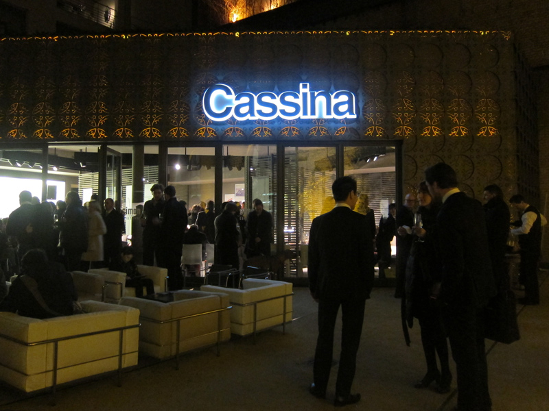 Cassina Showroom, Cologne, Designisti, Event, Design Talk