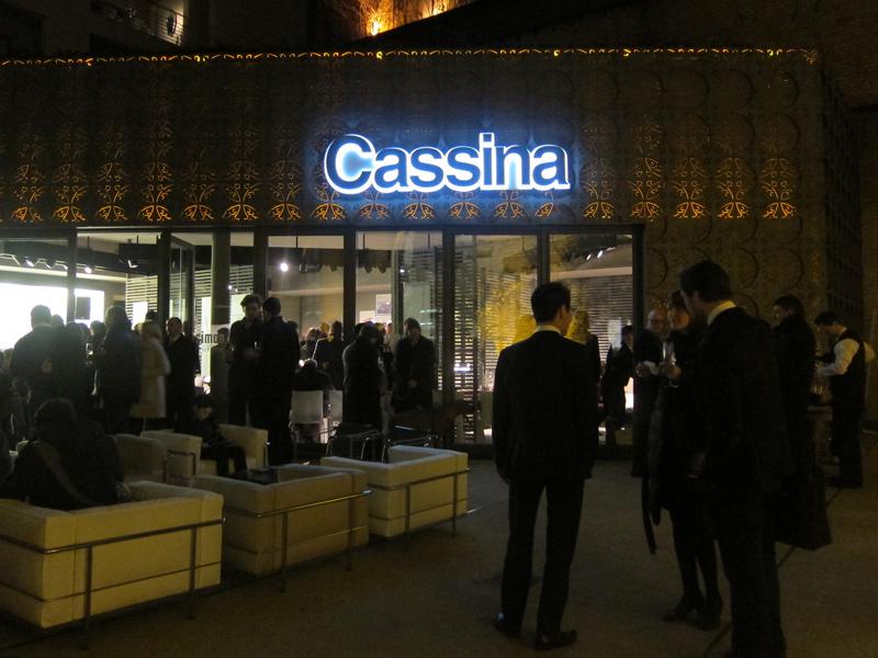Cassina Showroom, Cologne, Designisti, Event, Design Talk