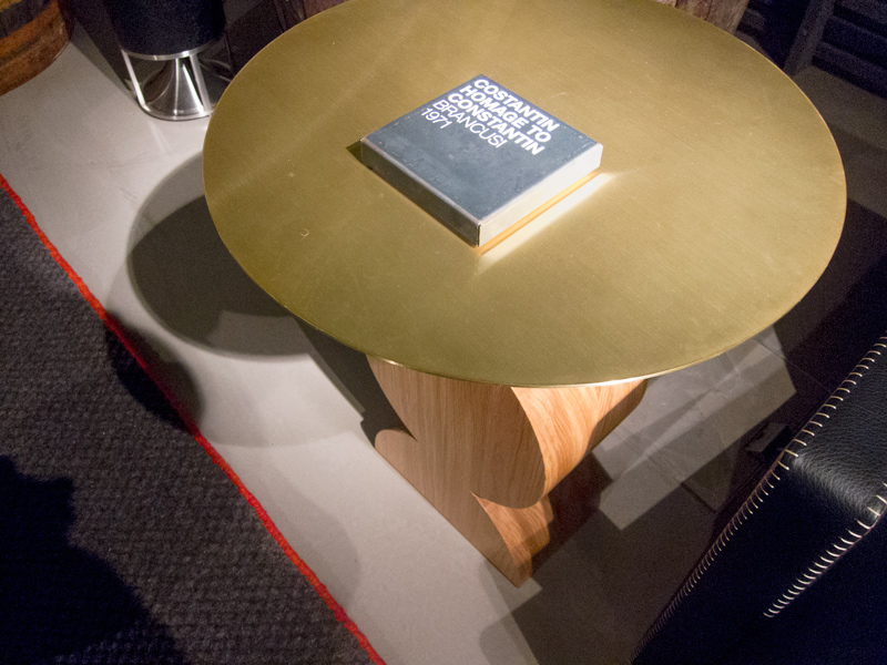 Brancusi, Constantin, table, designisti