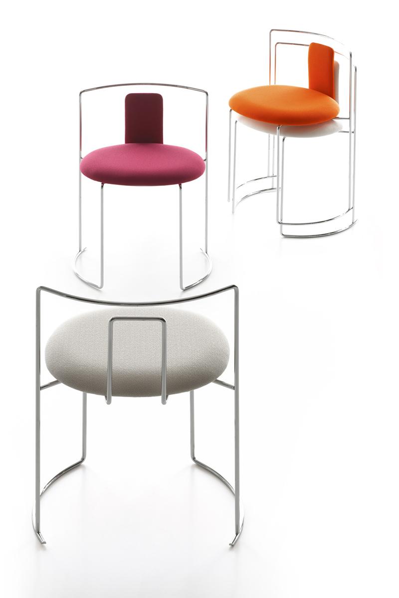 Kazuhide Takahama, Gaja, Chair, SimonCollezione, Cassina
